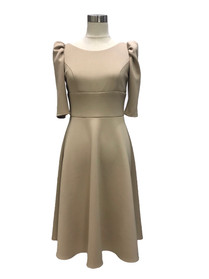 Polina dress, beige, 269€
