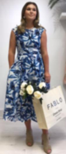 Fablo dress Lenita