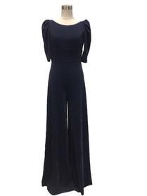 Polina jumpsuit, navy, 299€