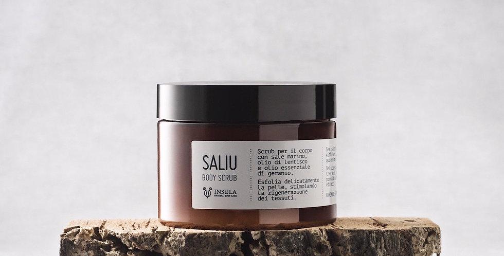 INSULA - LINEA CORPO - SALIU - Scrub corpo
