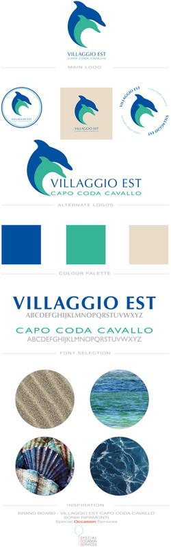 VILLAGGIO EST Brand Identity