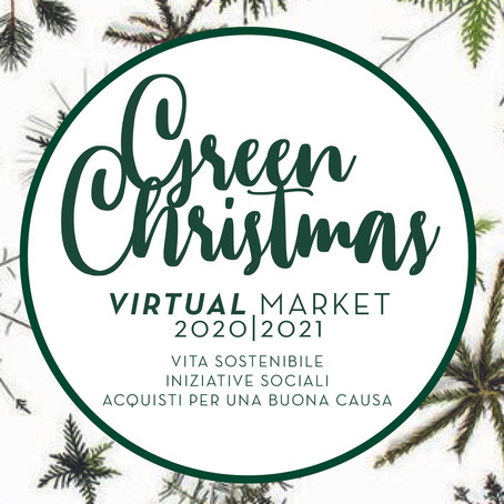 Green Christmas VIRTUAL Market 2020-2021
