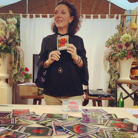 The Green Life Stories - Barbara Papini Floriterapeuta