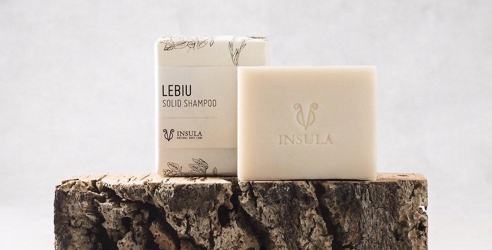 INSULA - LINEA CAPELLI - LEBIU - Shampoo solido