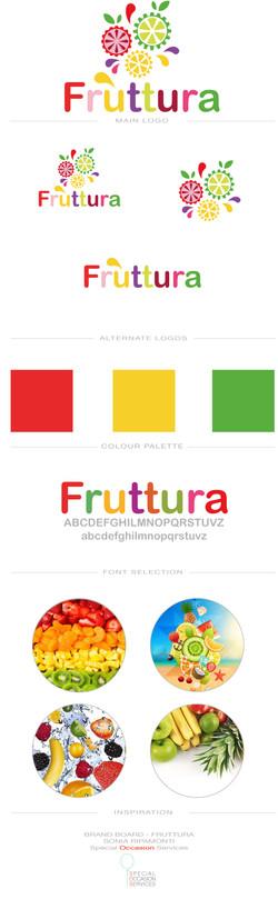 FRUTTURA Brand Identity