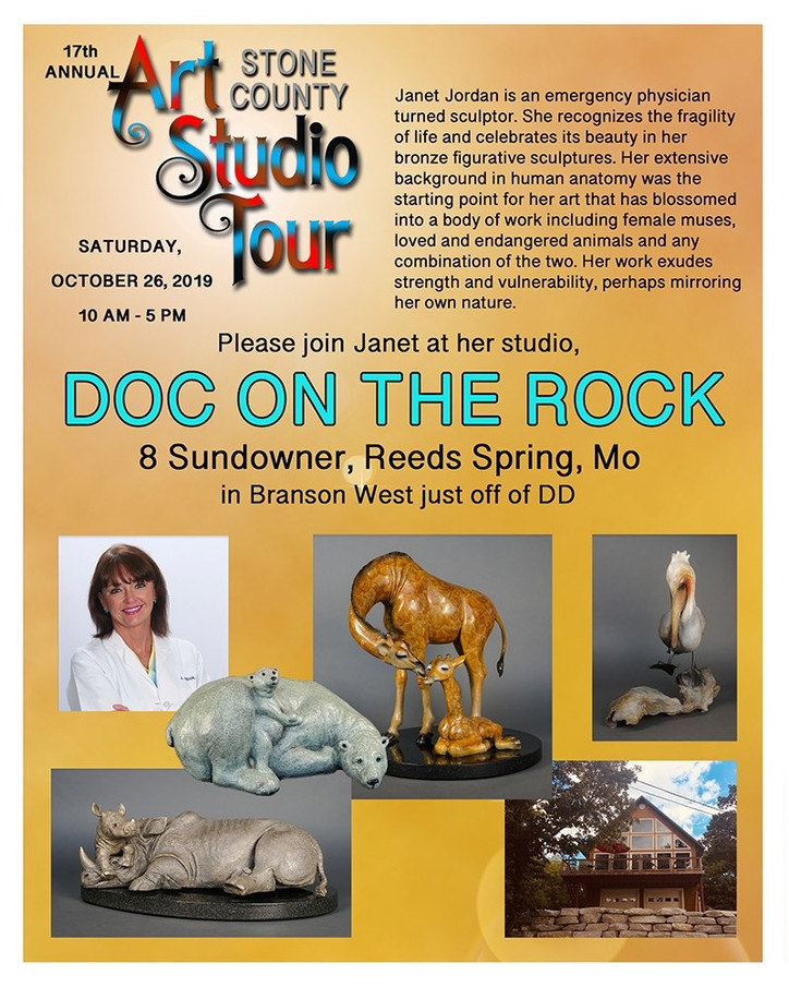 Stone County Art Studio Tour