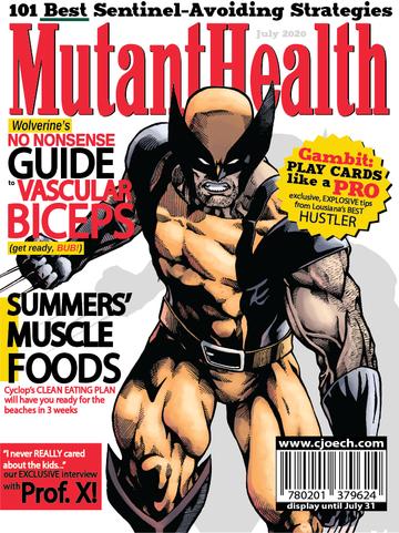 Magazine Mock Cover
