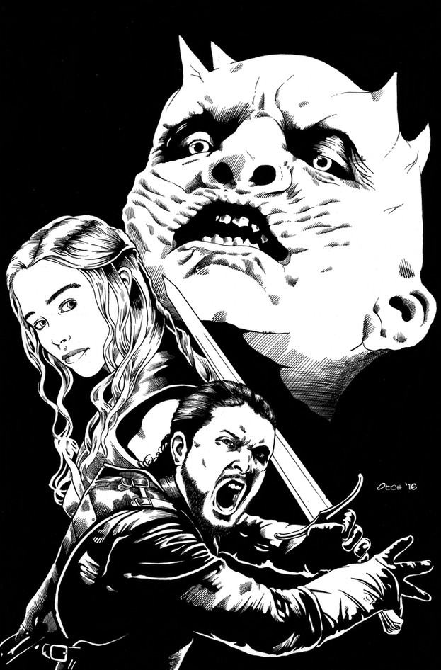 Game of Thrones Cover