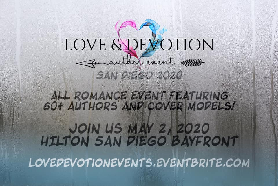 Romance Author Signing Events 2020.Love Devotion Author Events