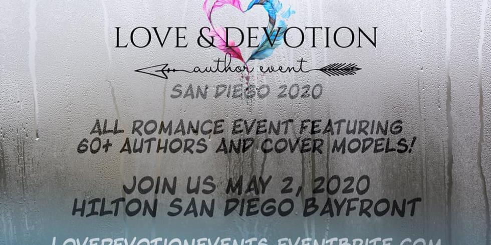 Love & Devotion Author Events