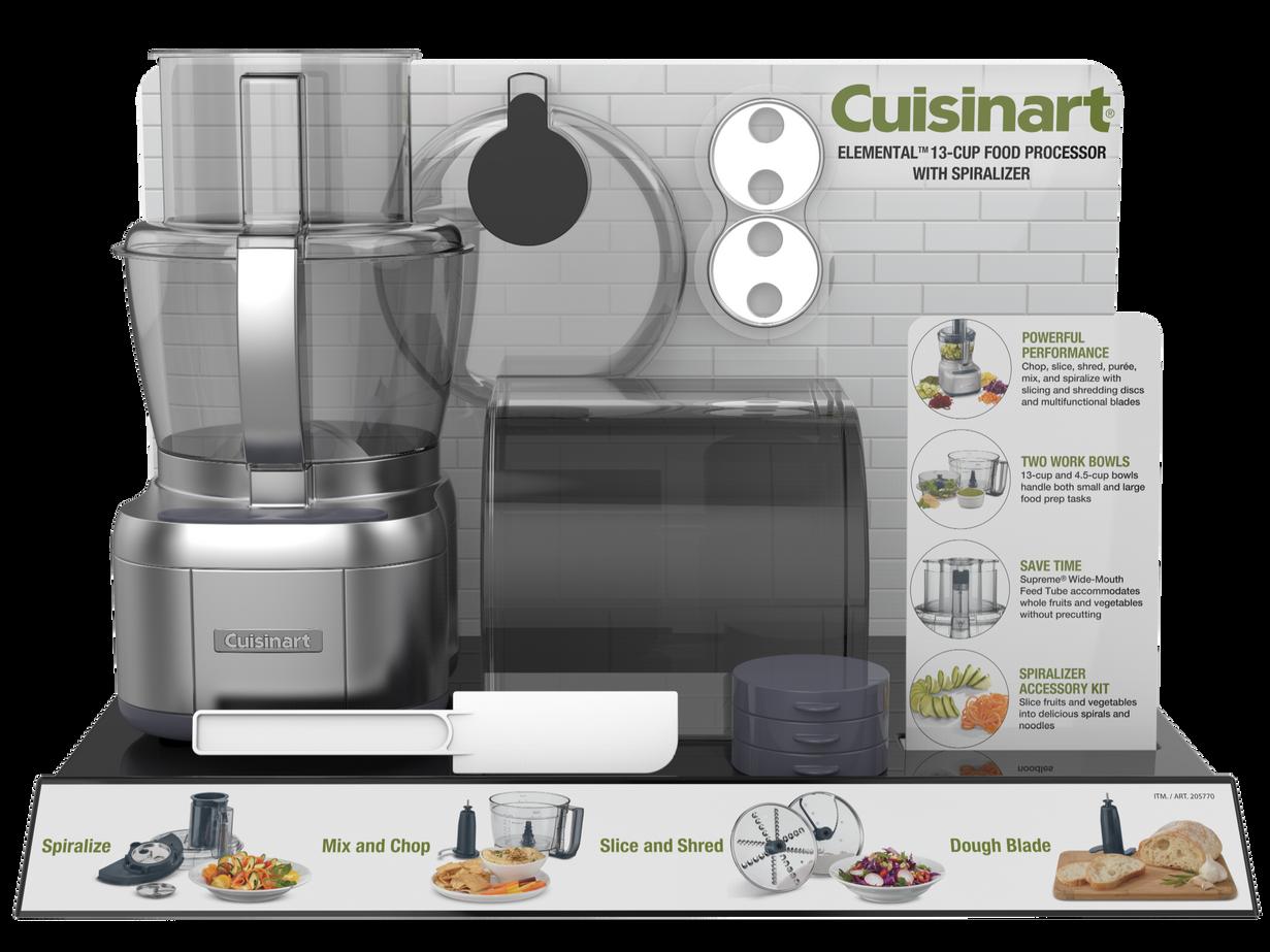 Cuisinart-Food-Processor-Display