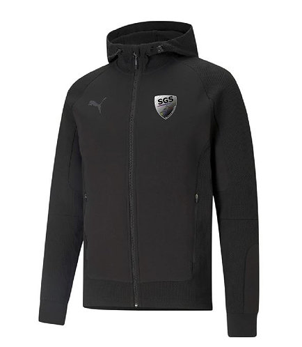 PUMA Casual Hooded Jacket