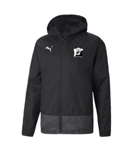 PUMA teamGOAL 23 Training Rain Jacket