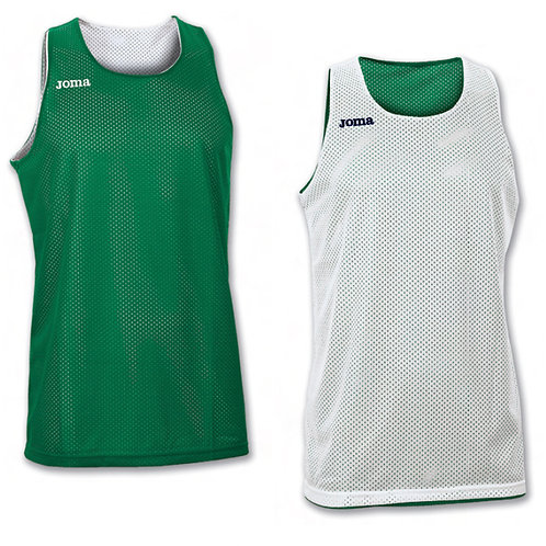 Joma Basketball-Shirt Aro Reversible