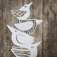 ptačí totem
