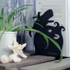 velrybí zarážka na knížky