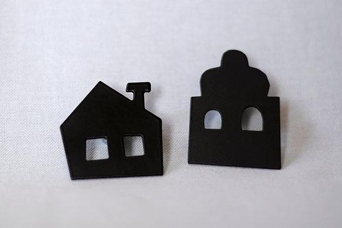 magnety domečky