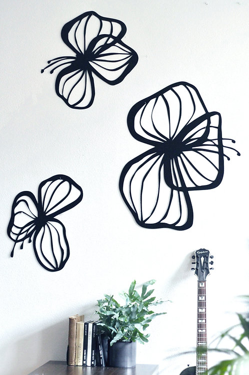 Orchideje - sada 3ks