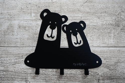 háčky Medvědi