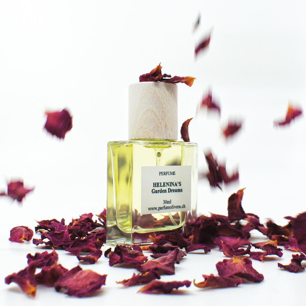 Individual womens perfume