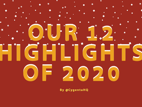 Our 12 Highlights of 2020