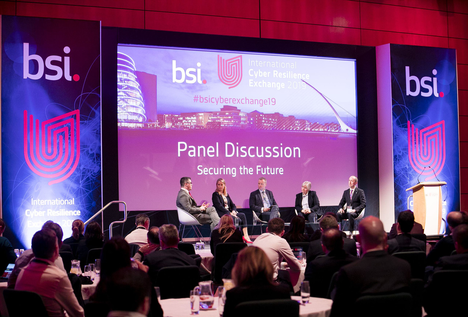 BSI European Cyber Resilience Exchange 2019 (26th March 2019)