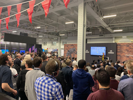 What we got up to at Infosecurity, Bsides London and the Cheltenham Science Festival 2019