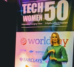 Tech Women 50