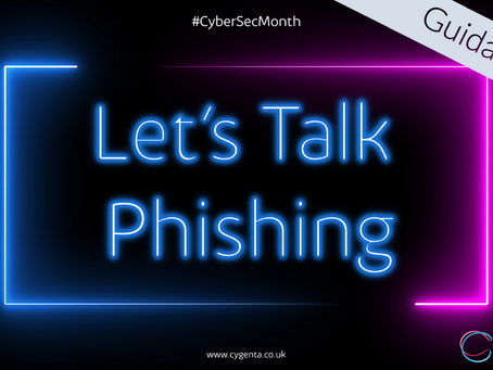 Let's Talk Phishing