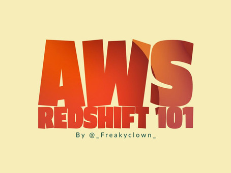 How to build a data warehouse with AWS Redshift
