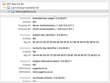 The Problem with SSL/TLS Certificates