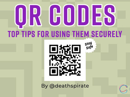 QR Codes: Top tips for using them securely