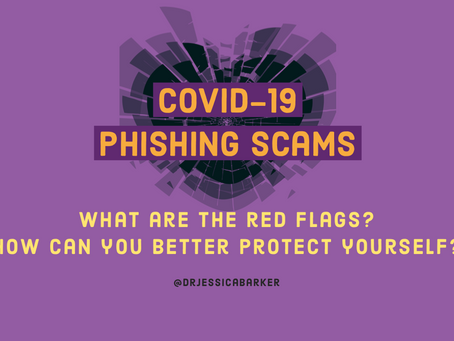 COVID-19 Phishing Scams: what are the red flags?
