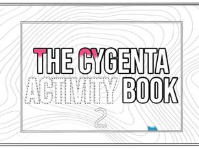 Cygenta Activity Book, 2!
