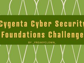 Cygenta Cyber Security Foundations Challenge