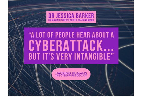 Understand what their day job is and how cybersecurity relates to them