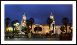 Cathedral Arequipa Peru