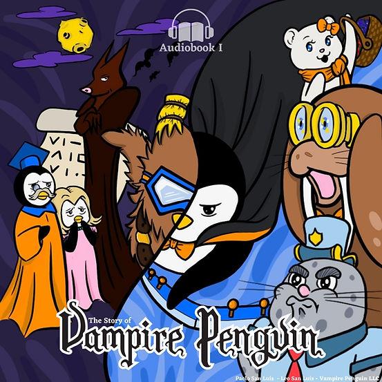 Audiobook I The Story of Vampire Penguin