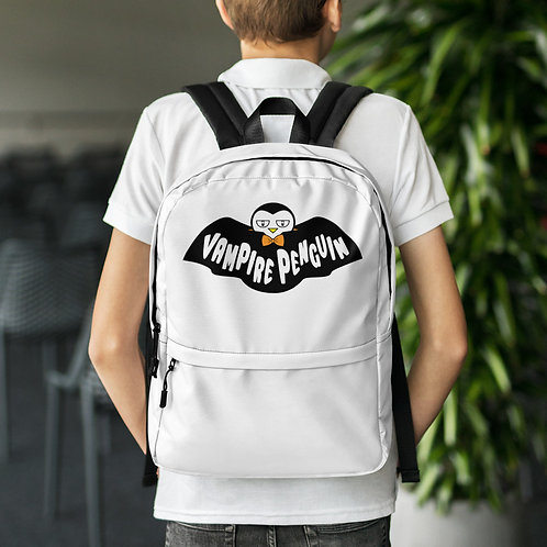Caped Avian Backpack
