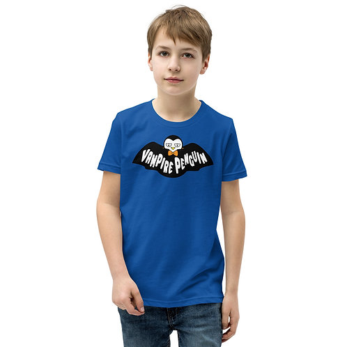 Caped Avian Unisex Youth Short Sleeve T-Shirt