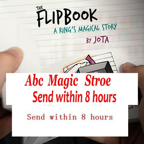 2020 the Flip Book by Jota- Magic Tricks