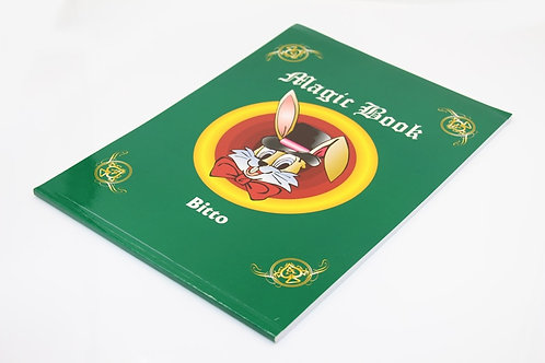 Ultralarge Magic Book (Stage Size) Japanese Cartoon Book Child Magic Props