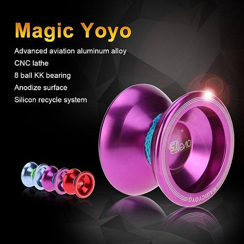 Magicyoyo T5 Yoyo Glow Holy Grail Yoyo  CNC Metal  KK Bearing  Professional Yoyo