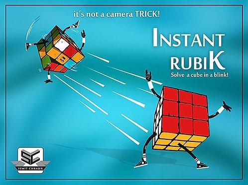 Instant by Sumit Chhajer,Magic Tricks