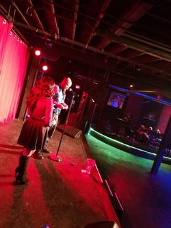 night club cabaret