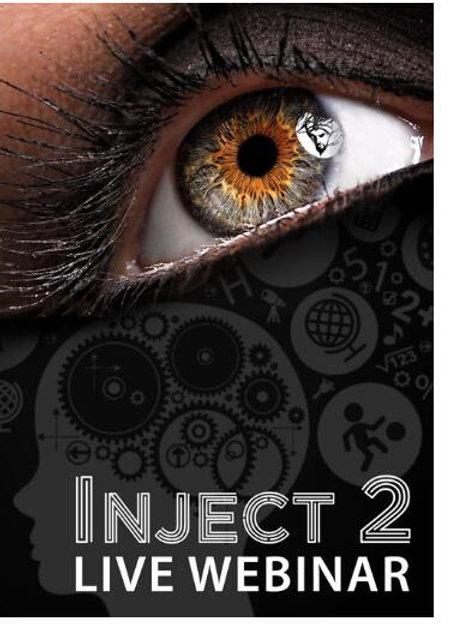 GREG ROSTAMI – INJECT 2 LIVE WEBINAR -Magic Tricks