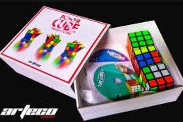 Power Cube by Takamiz Usui  -Magic Tricks