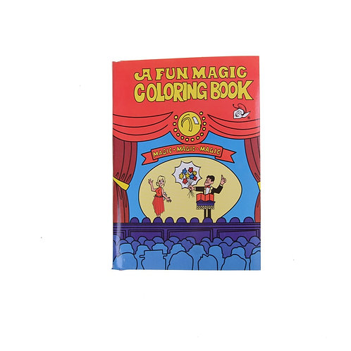 NEW Magic Coloring Book Magic Tricks Best for Children Stage Magic Toy