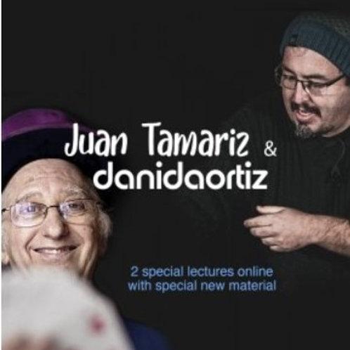 GrupoKaps Zoom Lecture by Juan Tamariz (May 16th, 2020) - Magic Tricks