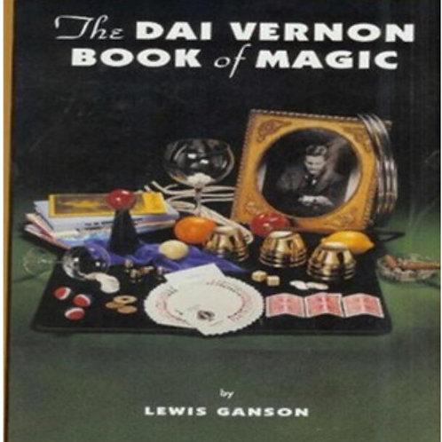 The Dai Vernon Book of Magic by Lewis Ganson, Magic Tricks Magic Instruction
